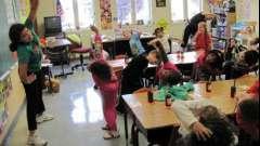 Вдох глубокий, руки шире, или утренняя гимнастика в старшей группе детского сада