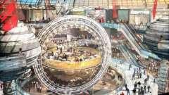 Vegas - торговый центр. Торгово-развлекательный центр «вегас»