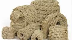 Веревка сизалевая: идеи применения