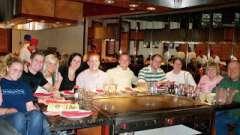 Веселые игры и конкурсы за столом на юбилей