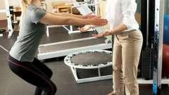 Вестибулярная гимнастика для малышей и для пожилых. Упражнения вестибулярной гимнастики