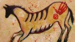Виды и особенности искусства первобытного общества