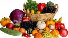 Виды овощей и сорта