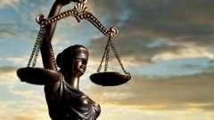 Виды санкций в уголовном праве: понятие, примеры принципы.