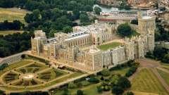 Виндзорский замок – резиденция королевской семьи