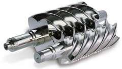 Винтовой компрессор: принцип работы, ремонт