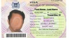 Виза в сингапур для россиян: основные правила получения