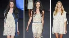 Вяжем крючком платья: секреты создания модных летних вещей