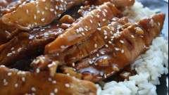 Вкусная и ароматная курица в соусе «терияки»: рецепт приготовления