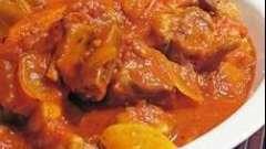 Вкусная свиная поджарка: рецепт приготовления