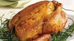 Вкусной получается курица в мультиварке целиком