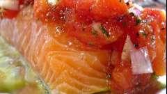 Вкусные и простые рецепты: запекаем семгу в фольге