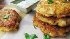 Вкусные и сытные куриные оладьи: рецепт пошагового приготовления