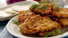 """Вкусные куриные """"растрепки"""": рецепты"""