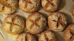 Вкусный ржаной хлеб в домашних условиях в духовке