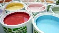 Водоэмульсионная краска: свойства и разновидности