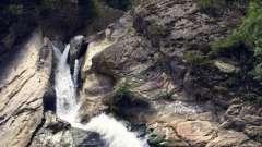 Водопад хучнинский - достопримечательность дагестана