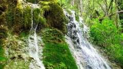 Водопады, архипо-осиповка: описание