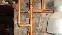 Водопроводные трубы: разновидности и применение