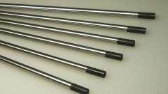 Вольфрамовые электроды - важная часть дуговой сварки.