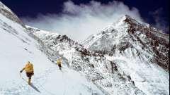 Восхождение на эверест – мечта путешественников