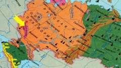 Восточно-европейская равнина: климат, природные зоны, географическое положение
