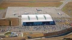 Воздушная гавань тбилиси: аэропорт им. Шота руставели