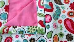 Выбираем байковое одеяло для новорожденных