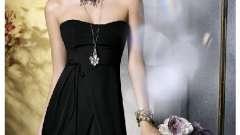 Выбираем красивые вечерние платья