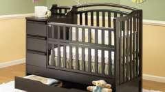 Выбираем кровать-трансформер для новорожденных правильно