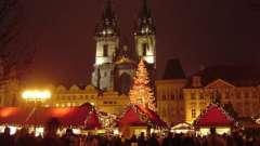 Выбираем маршрут зимних каникул. Прага в новый год