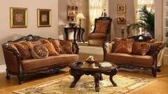 Выбираем мебель для гостиной. Классика всегда в моде