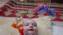 Выбираем мобиль для новорожденных