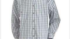 Выбираем модные рубашки мужские с длинным рукавом