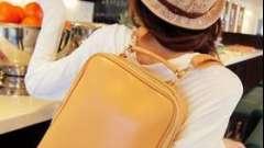 Выбираем модный рюкзак для подростка