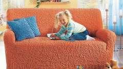 Выбираем накидки на диваны