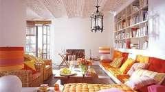 Выбираем стили интерьера. Марокканский стиль