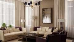 Выбираем в квартиру мебель для зала