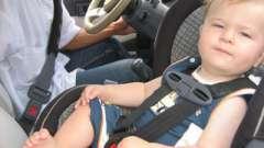 Выбор и установка детского автокресла от 0 до 18 кг