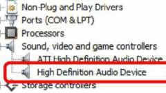 «Выходное аудиоустройство не установлено...» ищем решение проблемы