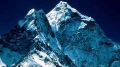 Высочайшая гора эверест!