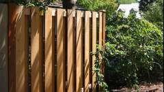 Заборная доска: виды и варианты