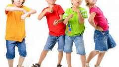 Задания для детей 5, 4 лет разного вида