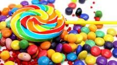 Загадка про конфету - лучшее задание для детей