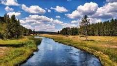 Загадки про реку для развития и обучения