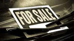 Заговор на продажу машины обеспечит удачную сделку