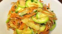 Закусочный салат: рецепты на любой вкус