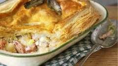 Заливной пирог с картошкой и курицей. Быстрый заливной пирог: рецепт