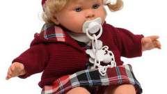 Замечательные куклы llorens