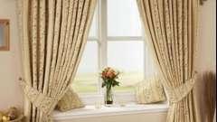 Занавески для спальни - решение интерьера